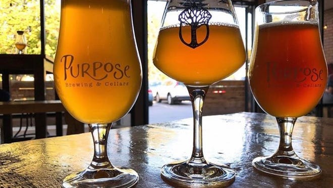 Purpose Brewing and Cellars is located at 4025 S. Mason St. in Fort Collins.