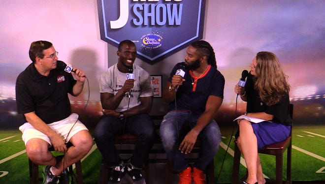 Tune in every Monday at 6 p.m. and watch as The Tennessean and ESPN 102.5 The Game host a live NFL talk show with Tennessee Titans defensive back Jason McCourty.