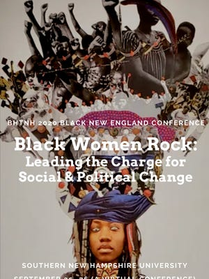 """Leadership of Black women - an extraordinarily prescient topic in 2020 - is the focus of the two-day 14th annual Black New England Conference, titled """"Black Women Rock: Leading the Charge for Social and Political Change."""" It will take place virtually Sept. 25-26."""