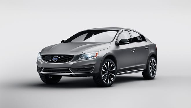 "Vovlo says its S60 Cross Country sedna/crossover SUV will be on sale summer of 2015 ""in limited numbers."""
