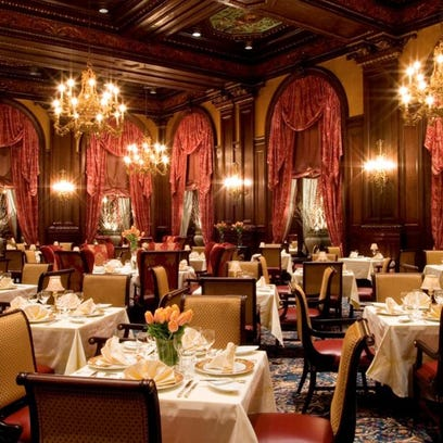 Late-night dining, dressing up for dinner and wheelchair accessible restaurants