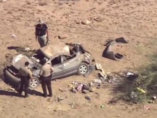 Buckeye wreck found bodies