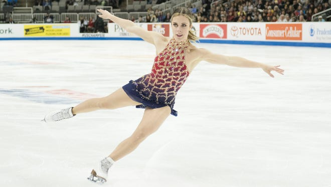 Ashley Wagner: Judges don't do her any favors at U.S. nationals