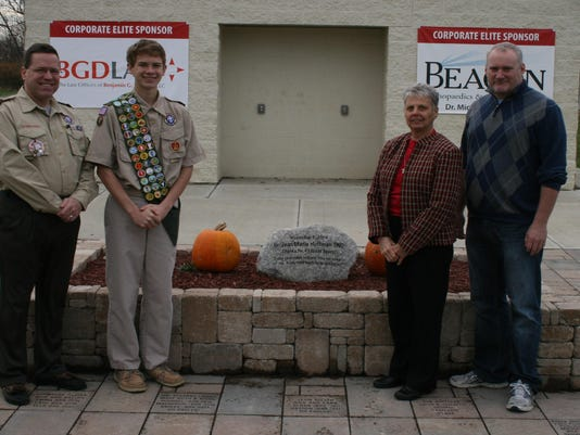 Kessans Eagle Scout Project