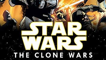 """Kids ages 6-12 will watch """"The Star Wars: Clone Wars"""" (PG) at the Half-Day Party Friday, May 2, at the Fond du Lac Public Library. With bingo and snacks. Free. No registration required."""