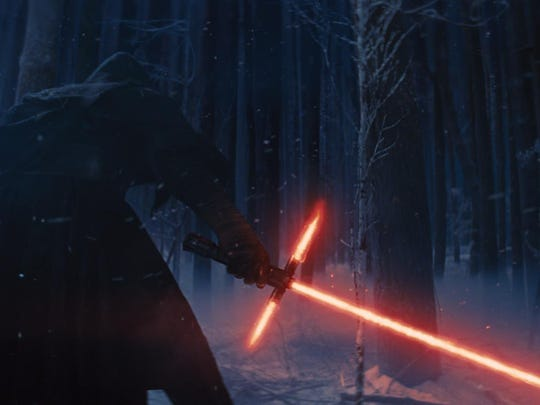 """""""Star Wars: The Force Awakens"""" features a new galaxy of bad guys."""
