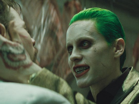 "Jared Leto in ""Suicide Squad."""