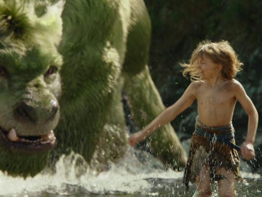 Film Review Pete's Dragon