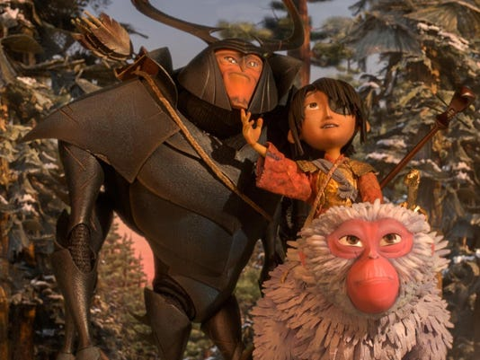 Film Review Kubo and the Two Strings