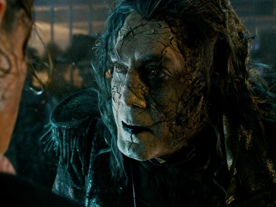 """""""Pirates of the Caribbean: Dead Men Tell No Tales"""" hits theaters in May."""