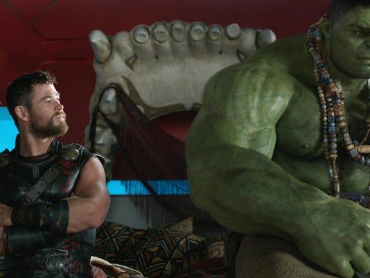 Film Review Thor: Ragnarok