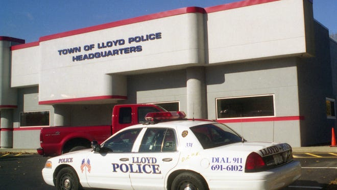 The Lloyd police department on Milton Avenue is pictured in this 2005 photo.