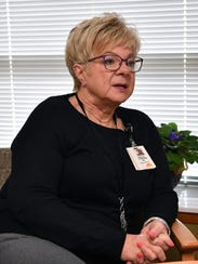 Nancy Townley, senior vice president of operations