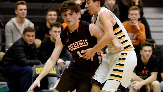 Michael Walsh and Pascack Hills are in first place in the Big North Conference Patriot Division.