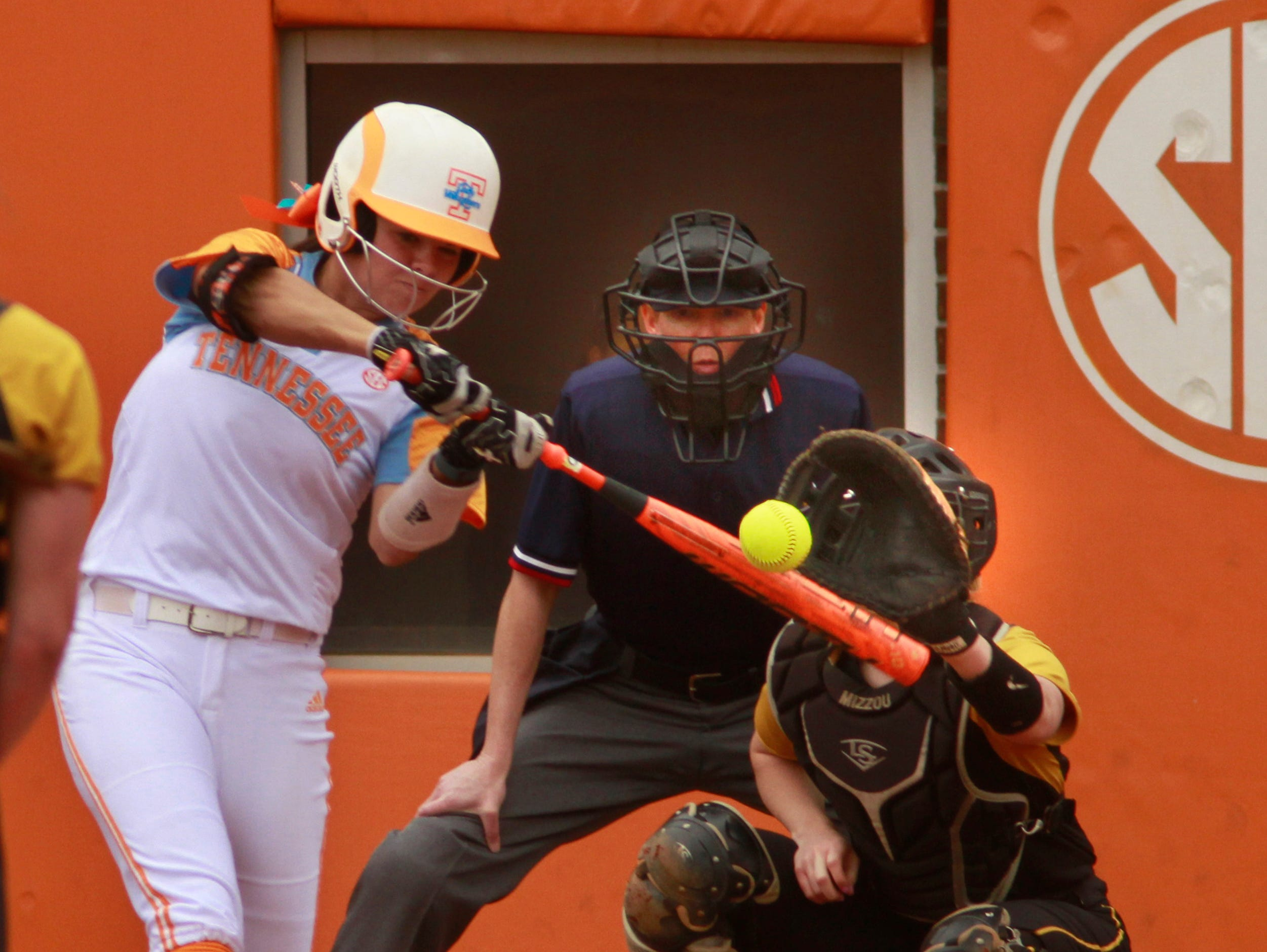 Ut softball goes 2 0 to open troy cox classic usa today for Cox motors nashville tn