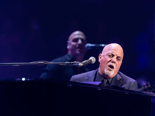 Billy Joel's performance at Chase Field will mark his first time playing at a ballpark in the Valley.