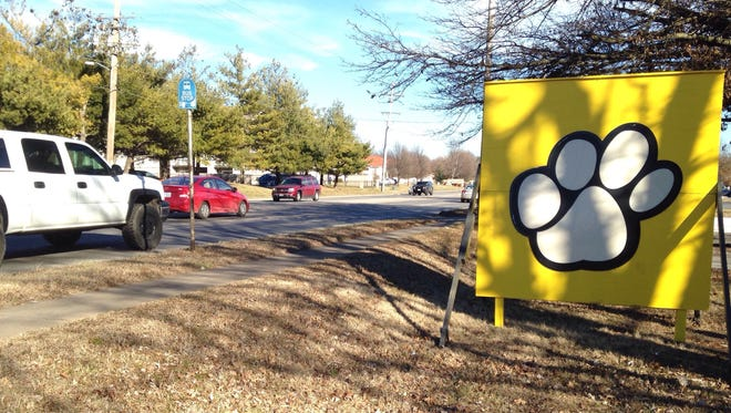 Answer Man: What's up with this sign I see on West Battlefield Road?