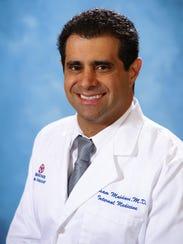 Dr. Hessam Mahdavi