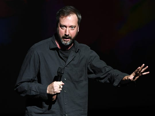 Comedian Tom Green performs May 30 through June 2 at Off the Hook Comedy Club in Naples.