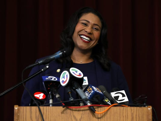 London Breed San Francisco