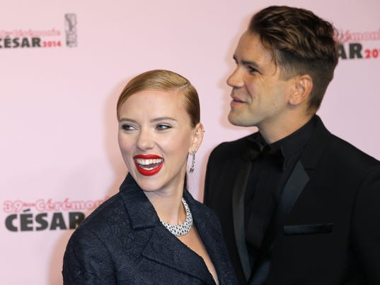 Scarlett Johansson, Romain Dauriac Secretly Wed
