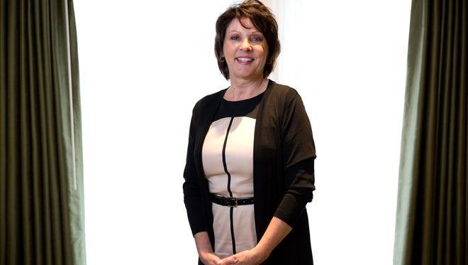 Eileen Connolly-Keesler, president and CEO of the Community Foundation of Collier County.