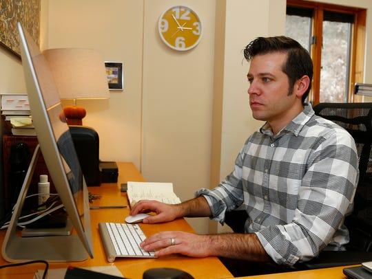 Richard E. Mattson, Ph.D., director of graduate studies