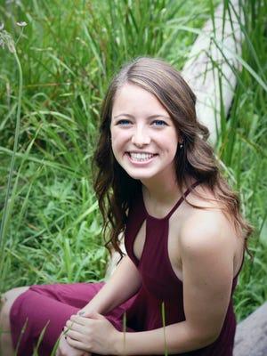 Natalie Gottron is the Senior Spotlight for Port Clinton High School.