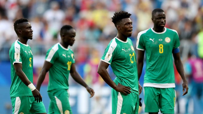 Senegal was eliminated from the 2018 World Cup via an odd tiebreaker rule used for the first time.