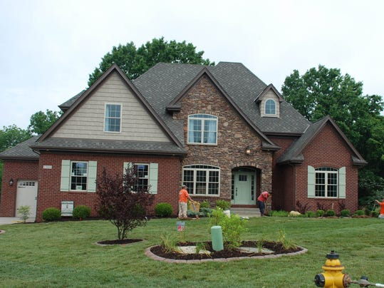 Homearama 2014 at shakes run features energy smart homes for Energy smart homes