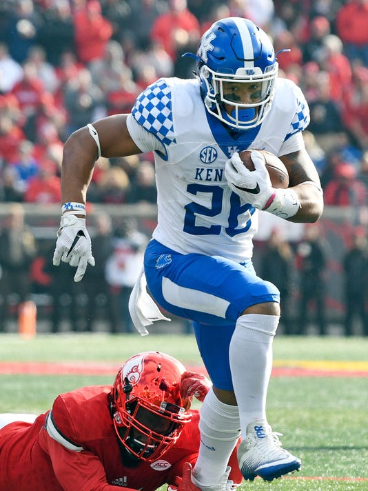 NCAA Football: Kentucky at Louisville