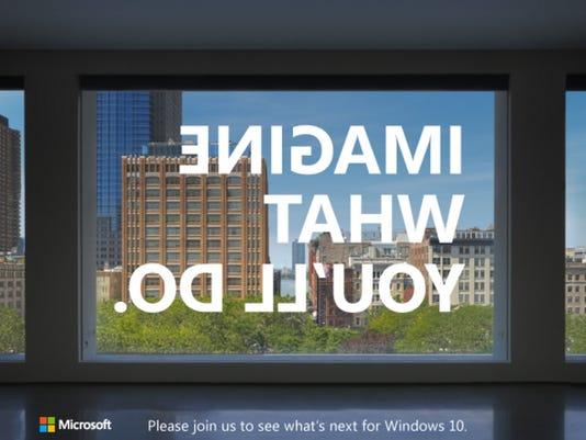 Microsoft preps for October Windows event