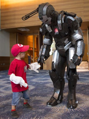 Memberships for Phoenix Comicon 2016 are now on sale. The event will take place June 2-5 at Phoenix Convention Center.