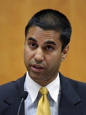 FCC Commissioner Ajit Pai will speak at Mobile World Congress.