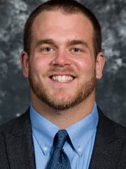 Co-offensive coordinator Brad Bustle has been appointed