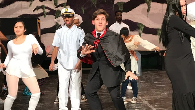 """Ramapo High School presented """"The Addams Family"""" last year -- and it wasn't alone."""