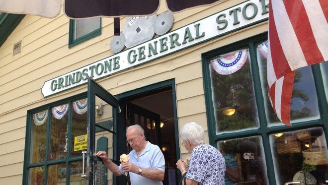 A state planning grant will pay for improvements at the Grindstone Harbor