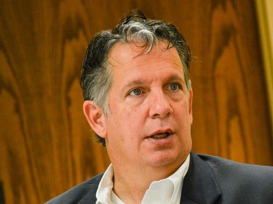 Lafayette Mayor-President Joel Robideaux