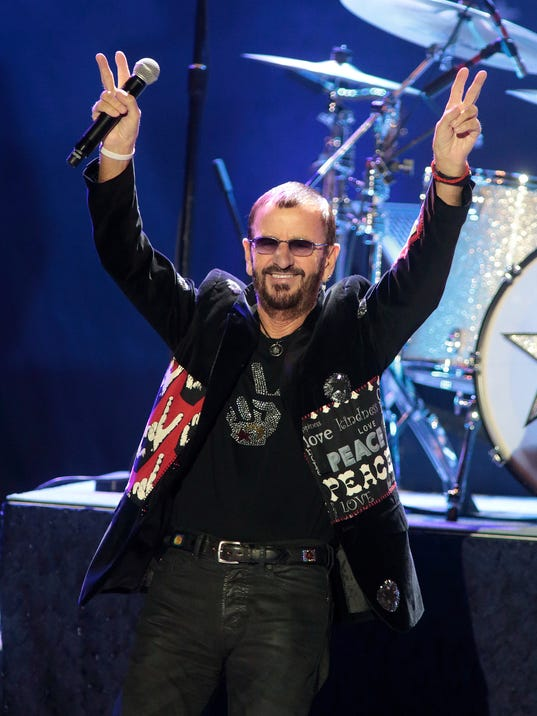 Ringo Starr & His All Starr Band coming to Cincy