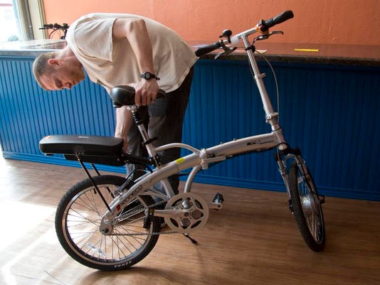 1 lead electric bike