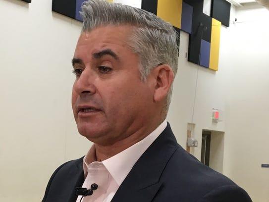 Ysleta Independent School District Superintendent Xavier