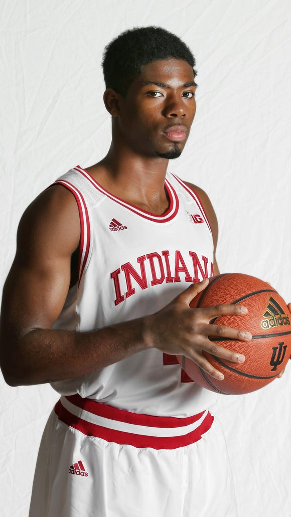 Is freshman guard Robert Johnson ready for a big role in his first college season?