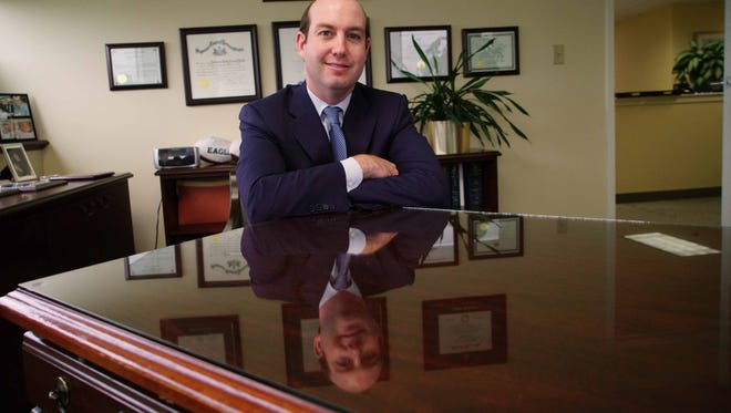 Larry Kimmel, an attorney with Kimmel, Carter, Roman, Peltz and O'Neill, a Delaware injury law firm.