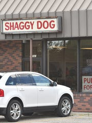"""After ... years of dedicated service, Shaggy Dog grooming"