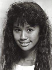 Charlene Gumataotao Sports: Cross Country, Soccer School: Oceanview High School Photo archive date April 9, 1989.