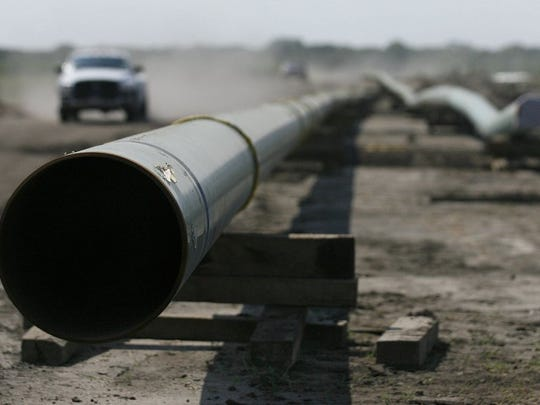 CALLER-TIMES file San Antonio-based EPIC Y Grade Pipeline is working with petrochemical giant BP Energy to build a 650-mile natural gas pipeline linking the Coastal Bend and the Permian Basin.