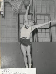 Douglas MacArthur McCrary, the basketball player.