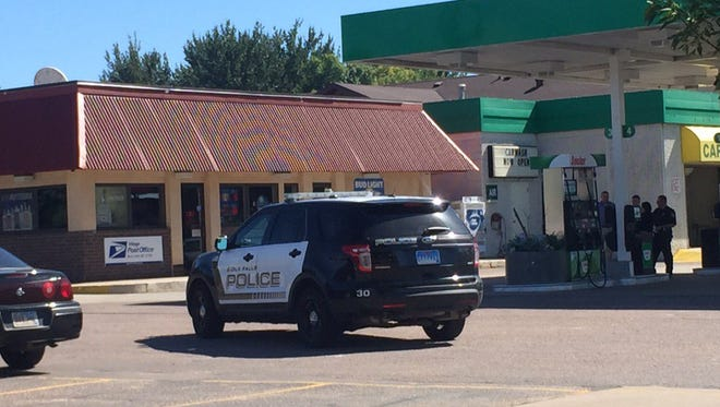 A Pump N Pak convenience store was robbed on Monday, Sept. 19, 2016.