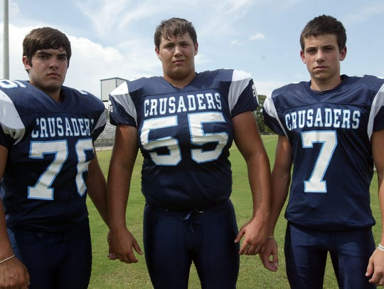 Westminster Christian Academy offensive leaders from