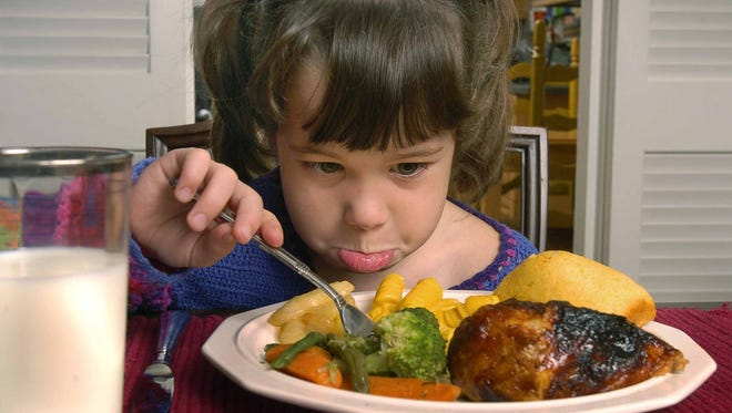 Ten Reasons Why Kids Become Picky Eaters will be offered Tuesday.